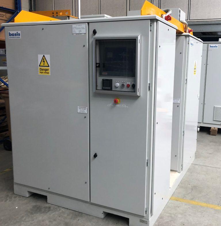 Générateur 10kV– Face avant du générateur