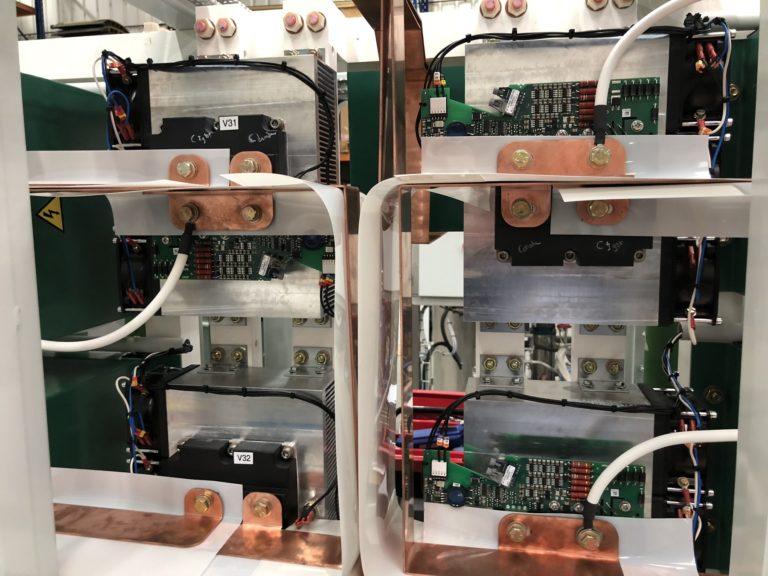 Générateur 10kV – Module IGBT de commutation